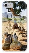 Calabash Gourd Bottles In Mexico IPhone Case by Elena Elisseeva