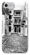 Calle De Guijarro IPhone Case
