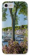 Camden Spring IPhone Case by Susan Cole Kelly