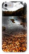 Cary Lake After The Storm IPhone Case