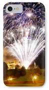 Castle Illuminations IPhone Case