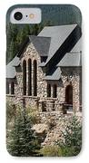 Chapel On The Rock IPhone Case by Ernie Echols