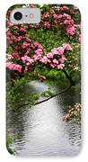 Chatsworth Tree IPhone Case by Chris Jones