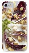 Chicory Salad IPhone Case by Joana Kruse