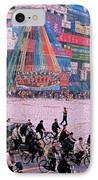 China Chengdu Morning IPhone Case by First Star Art