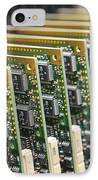 Circuit Board Production IPhone Case by Ria Novosti