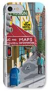 City Corner IPhone Case