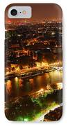 City Of Light IPhone Case by Elena Elisseeva