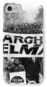 Civil Rights March, 1965 IPhone Case by Granger