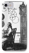 Clockmaker IPhone Case by Science Source
