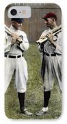 Cobb & Jackson, 1913 IPhone Case