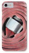 Coiled Fire Hose IPhone Case