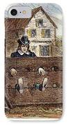 Colonial Stocks IPhone Case