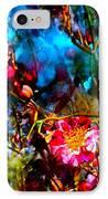 Color 91 IPhone Case by Pamela Cooper