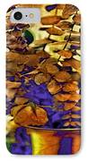 Colored Memories IPhone Case by Madeline Ellis