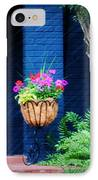 Colorful Porch IPhone Case