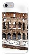 Colosseum IPhone Case by Fabrizio Troiani