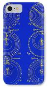 Cosmological Models IPhone Case by Science Source