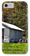 Country Life IPhone Case by Steve Harrington