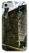 Cross Eyed Cricket Grist Mill IPhone Case