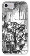 Dames School IPhone Case by Granger
