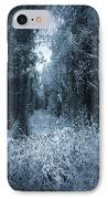 Dark Place IPhone Case by Svetlana Sewell