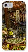 Deli In Palma De Mallorca Spain IPhone Case by David Smith