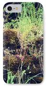 Derbyshire Hedgerow IPhone Case