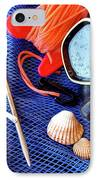 Dive Gear IPhone Case by Carlos Caetano