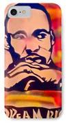 Dream Big IPhone Case by Tony B Conscious