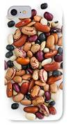 Dry Beans IPhone Case by Elena Elisseeva