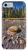 Dry Lake IPhone Case by Bonnie Bruno