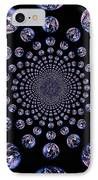 Earth Pattern IPhone Case