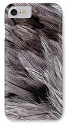 Emu Feathers IPhone Case