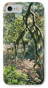 Epiphytic Moss IPhone Case by Doug Allan