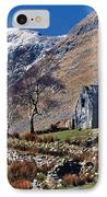 Exterior Of Rustic Home IPhone Case by Gareth McCormack
