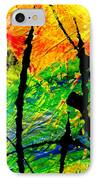 Extreme Ecstasy IPhone Case by Angela L Walker
