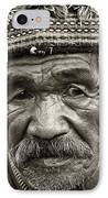 Eyes Of Soul IPhone Case by Skip Nall