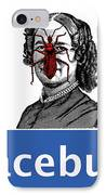 Facebug For Women IPhone Case