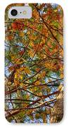 Fall Canopy IPhone Case