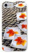 Fallen Autumn  Prints IPhone Case