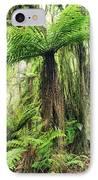 Fern Tree IPhone Case