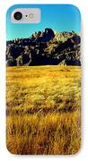 Fields Of Gold IPhone Case by Karen Wiles