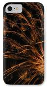 Fiery IPhone Case