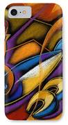 Fish IPhone Case by Leon Zernitsky