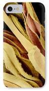 Flower Reproductive Parts, Sem IPhone Case