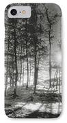Forelacka Burial Ground IPhone Case by Simon Marsden