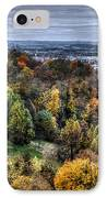Forest Cottage IPhone Case