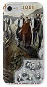 France: Socialism, 1900 IPhone Case by Granger
