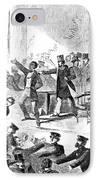 Frederick Douglass, 1860 IPhone Case by Granger
